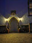 Eingangsbereich - Kirche Fambach